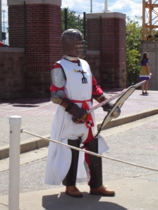 An SCA Knight