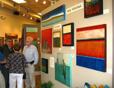 Fontana's Paintings